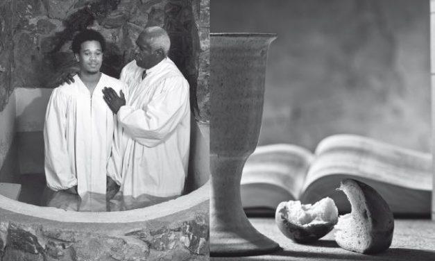 LE BAPTÊME ET LA CÈNE